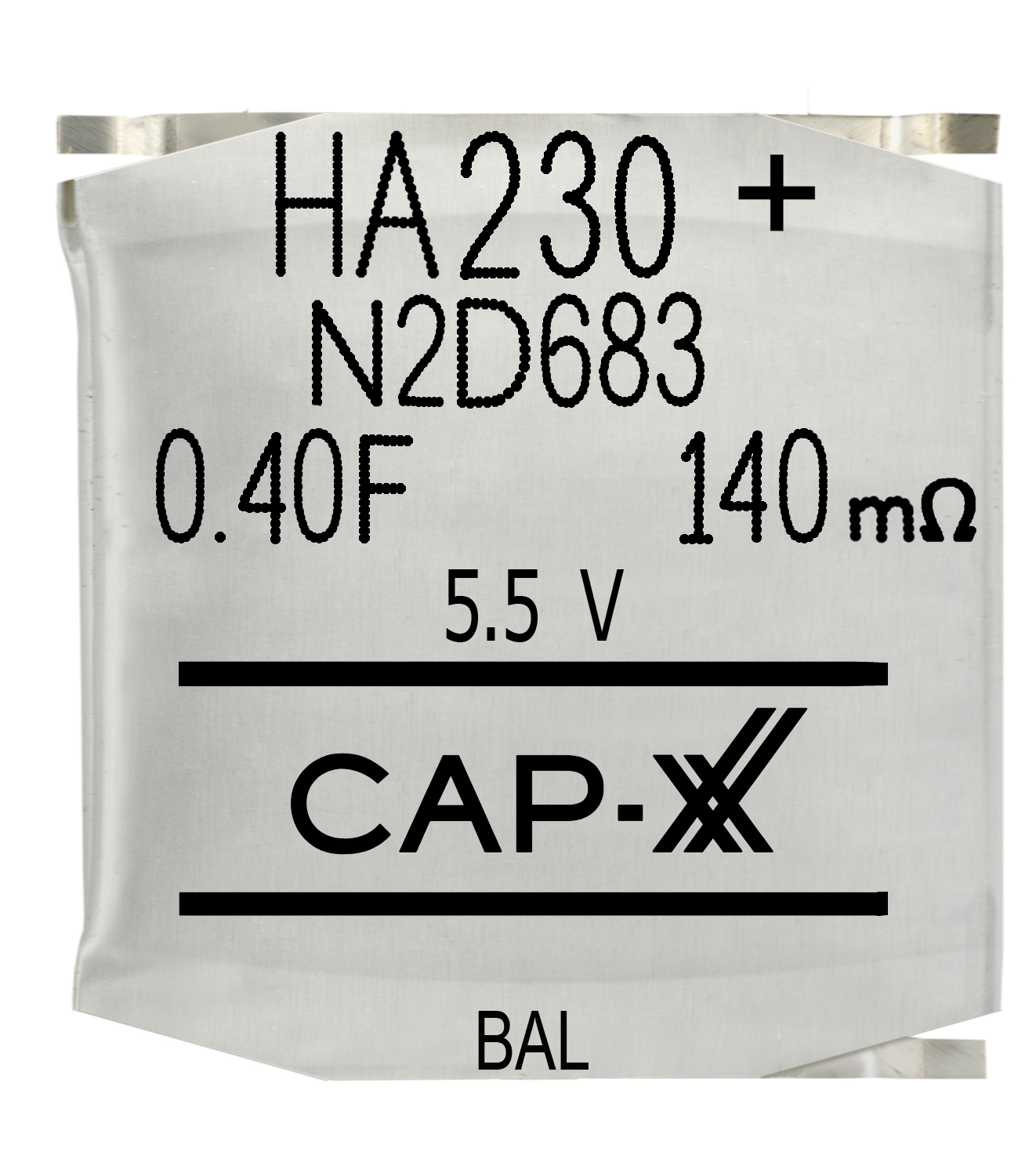 HA230 supercapacitor